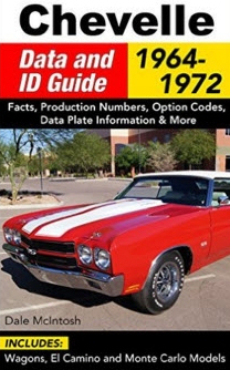 1964-1972 Chevelle Data & ID Guide