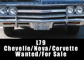Chevelles - Wanted/For Sale